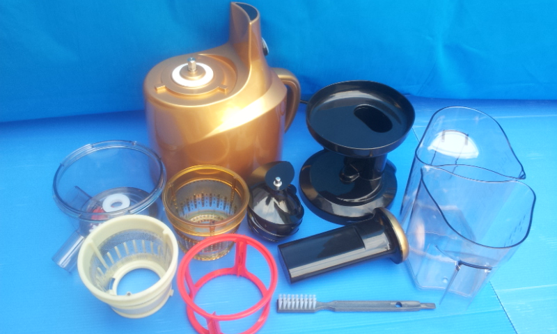 Slow Juicer Spare Parts : The Best Masticating Slow Juicer