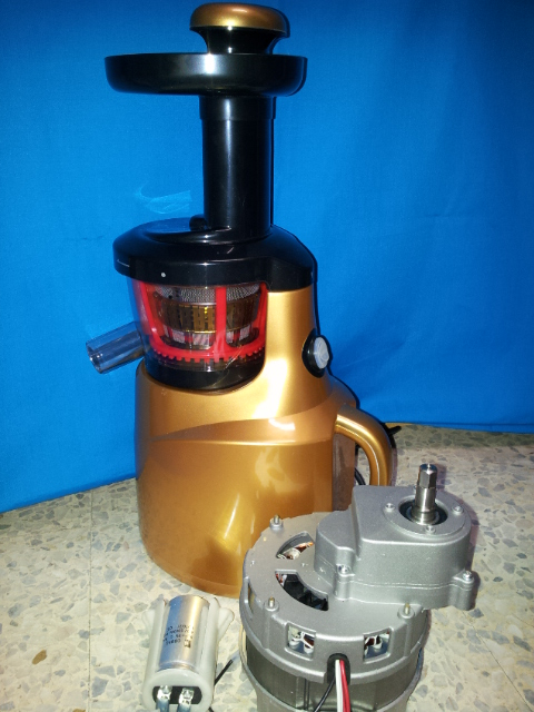 Masticating Slow Juicer from Wisdom Trillion Enterprise, Malaysia