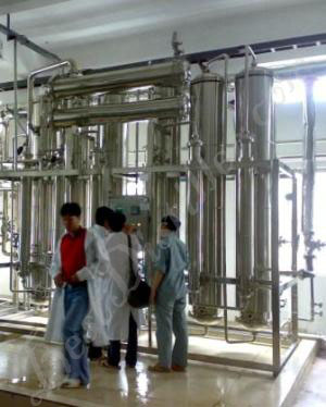 WDZ-3000 Distillation System